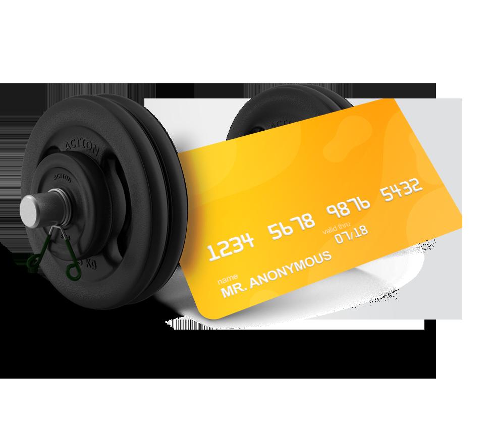 gympay-creditcard